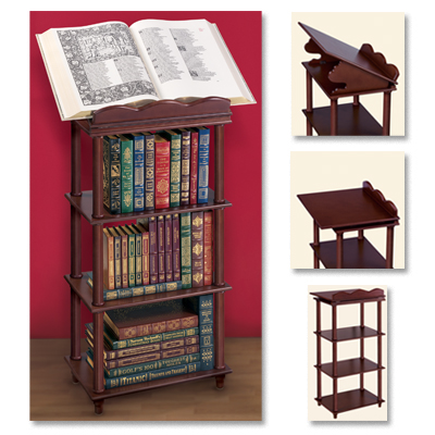 The Easton Press Book Stand