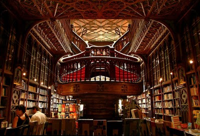 Livraria Lello Bookstore in Porto, Portugal (2 of 4)